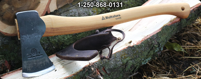 All Hults Bruks Axes - Bushcraft Canada