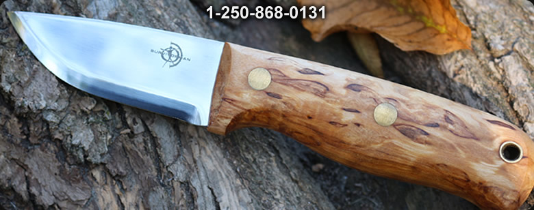 Helle Knives Lappland Blade Blank - Bushcraft Canada