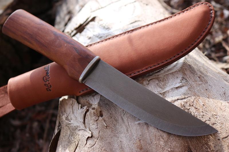 Roselli Wootz Outdoor Knife - Bushcraft Canada