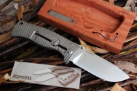 Lionsteel SR1 Titanium Silver Photo
