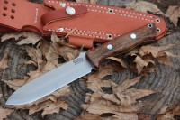 Barkriver Bravo 1.5 Ramped Spear Point Desert Ironwood White liners