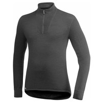 Woolpower Turtleneck 400 Black Photo