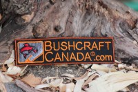 Bushcraft Canada Patch Photo