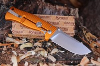 Lionsteel SR1 Aluminium Orange and Satin Photo