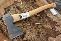 Hultafors Curved handle Carpenters Axe Photo