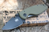 DPX HEAT Folder olive Drab Photo