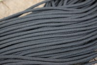 MIL SPEC Paracord BLACK 50FT Photo