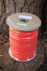 Paracord Commercial 550 Orange 1000 ft Photo