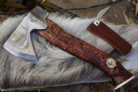 Karesuando Hunter Small Axe Photo