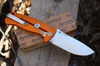 Lionsteel SR2 Orange Aluminium Photo
