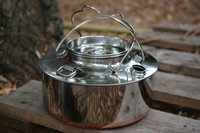 Eagle Norwegian Mountain Kettle Stainless Steel 1.5L Photo