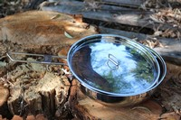 Pathfinder Folding Skillet and Lid Set Photo