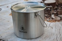 Pathfinder 120oz Bushpot Photo