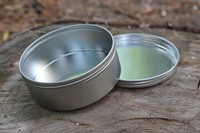 Pathfinder 8oz Steel Screw lid Tins Photo