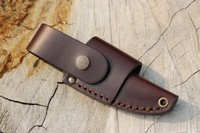 Enzo Necker Leather Belt Sheath Photo