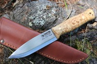 Casstrom Lars Falt Bushcraft Knife K720 Carbon Photo