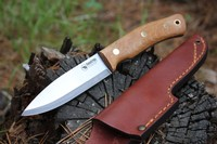 Casstrom Swedish Forest Knife No10 Oak K720 Steel Photo