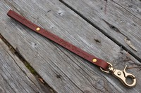 Casstrom Leather lanyard Photo