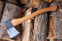 Brant and Cochran Dirigo Axe Photo