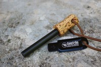 Casstrom Firesteel Striker Curly Birch Photo