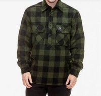 Swanndri Ranger Extreme Black/Olive Photo