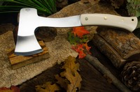 Barkriver Hunters Axe Bone White with Mosaics Photo