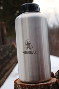Pathfinder 64 oz Stainless Steel Wide Mouth bottle Photo