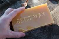 Beeswax 1LB Block Photo